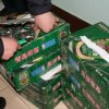 Камчатской таможней передан на уничтожение конфискованный алкоголь