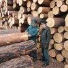 Новые методики  измерений объемов экспортируемого круглого леса